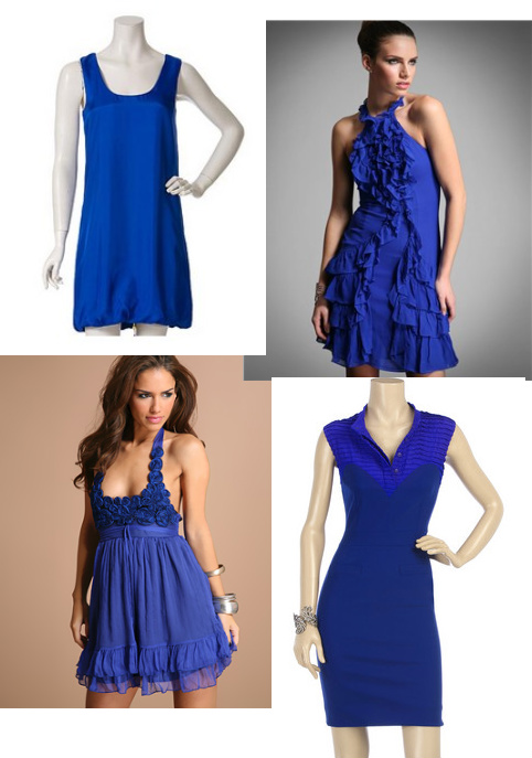 Picture Perfect Little Blue Dress | Rent The Runway